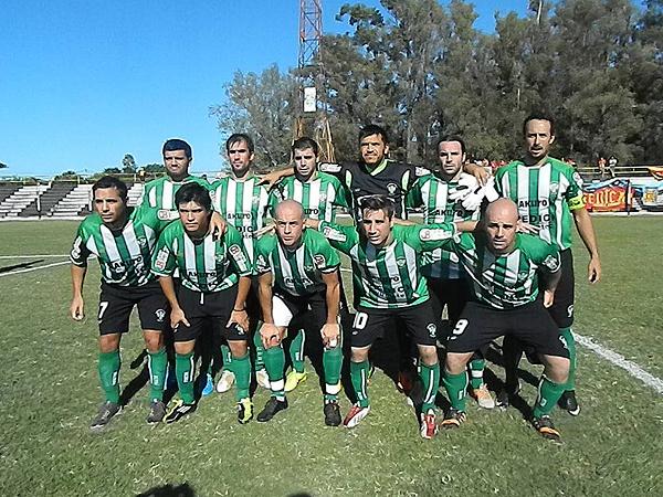 Gimnasia y Esgrima de Chivilcoy (Foto: deporteshoy.com.ar)