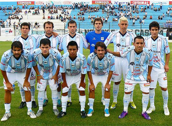 Gimnasia y Esgrima de Jujuy (Foto: gejujuy.wordpress.com)