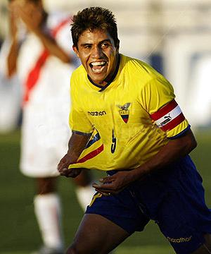 Jhonny Baldeón (Foto: Alamy)