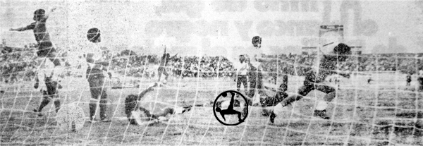 Dos goles de Ernesto Neyra le dieron la victoria a Melgar en su debut con Municipal (Recorte: diario Correo de Arequipa)