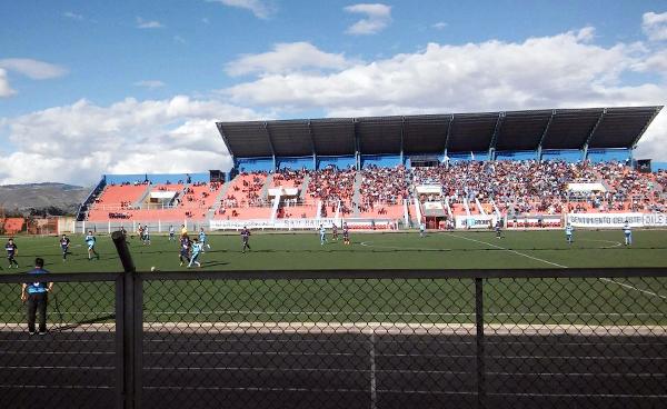 Estadio Héroes de San Ramón (Foto: Facebook)