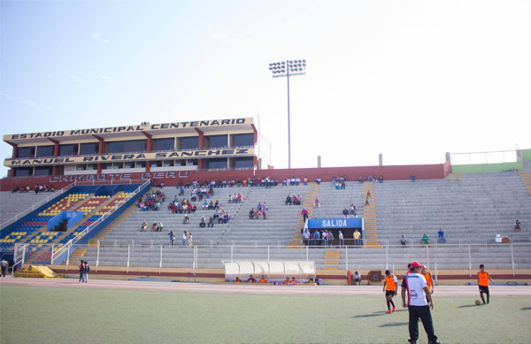 Estadio Manuel Rivera Sánchez (Foto: prensa Sport Boys de Cushipampa)
