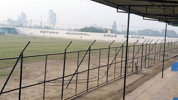 Estadio Municipal Cruz Blanca (Foto: Facebook)