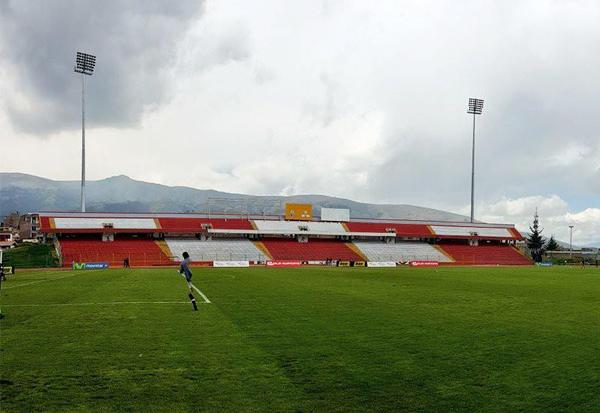 Estadio Huancayo (Foto: prensa Universitario)