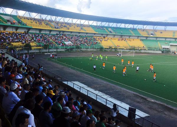 Estadio Aliardo Soria Pérez (Foto: Visión Deportes)