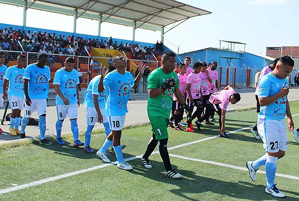 La Bocana jugó por amor propio en la Segunda División. (Foto: prensa ADFP-SD)