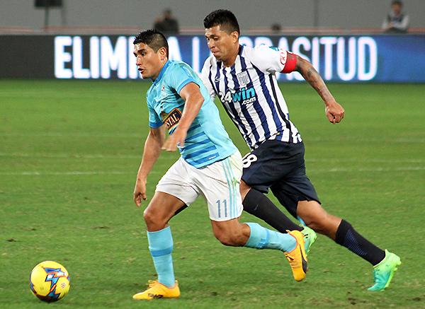 El Cristal - Alianza Lima correspondiente a la fecha 5 del Apertura se jugó un mes después de lo programado. (Foto: prensa Sporting Cristal)