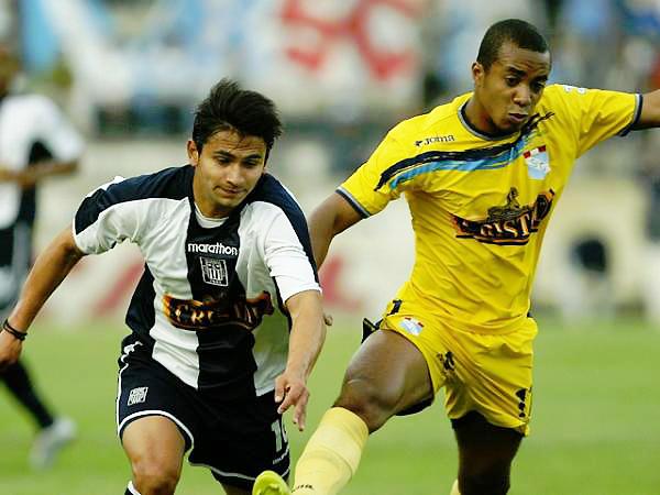 Luis Saritama (Foto: revista Estadio de Ecuador)