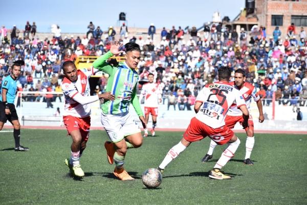 Ugarte, merced a una deuda de un lustro atrás, se quedó afuera de la Copa Perú pese a haber derrotado a Comerciantes en dieciseisavos de final. (Foto: David Ramos / DeChalaca.com)