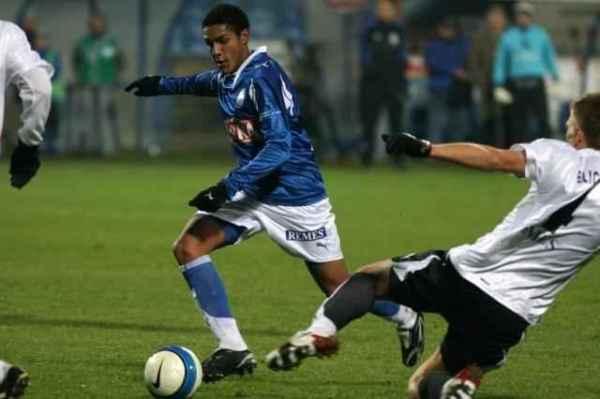 Cueto se destapó en el Poznan y promete bastante para el Sudamericano Sub-20 (Foto: archivo Víctor Zaferson)