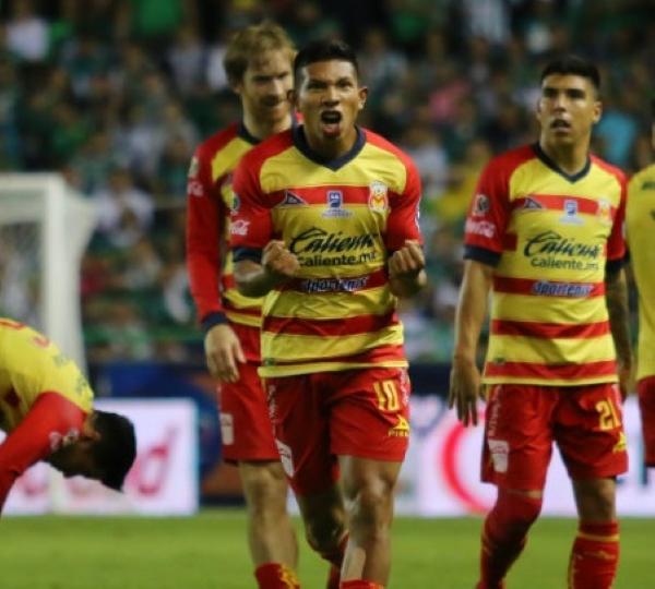 Flores y sus celebraciones fueron un clásico de la temporada de la Liga MX. (Foto: Liga MX)