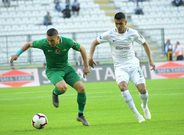 Hurtado fue víctima de la lesión más severa sufrida por un peruano en el exterior en 2019. (Foto: Prensa Konyaspor)