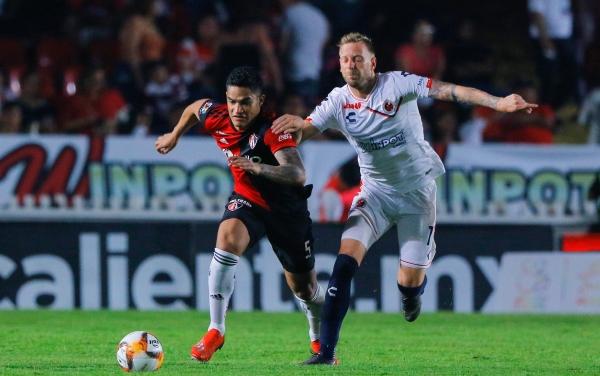 Santamaría sumó en Atlas la constancia necesaria para tener asegurado un lugar en las convocatorias a la selección nacional. (Foto: diario El Informador)