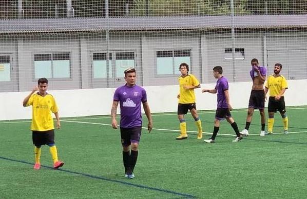 Al igual que sus dos hermanos menores, Héctor Urrunaga juega en Andorra, aunque ya lo hace profesionalmente. (Foto: Facebook)