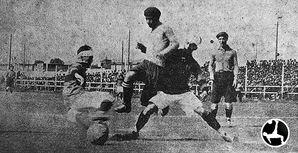 La Armada Nacional (Marina) no tuvo problemas en el inicio y derrotó 7-1 a Huánuco. (Recorte: Deporte Gráfico)