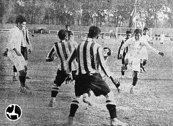 Lima derrotó 4-0 a Arequipa y compartió el título del Campeonato Nacional con el Callao. (Recorte: Deporte Gráfico)