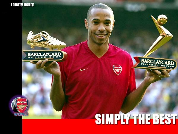 Henry y sus reconocimientos como gran figura de la temporada en Inglaterra (Foto: awimb.com)