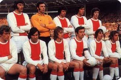 El Ajax de ensueño en 1971 (Foto: blogger.com)