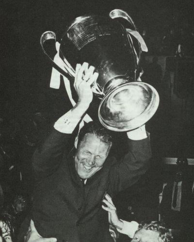 Simplemente 'Rinus', el creador del fútbol total que lo ganó todo (Foto: seniorennet.be)