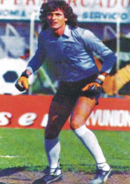 Julio César Falcioni, garantía en el arco americanista (Foto: dimayor.com.co)