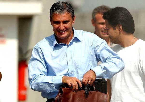Tite, alguna vez voceado para ser DT de la selección peruana, fue el hacedor de la gesta del Inter en la Sudamericana (Foto: globoesporte.com)