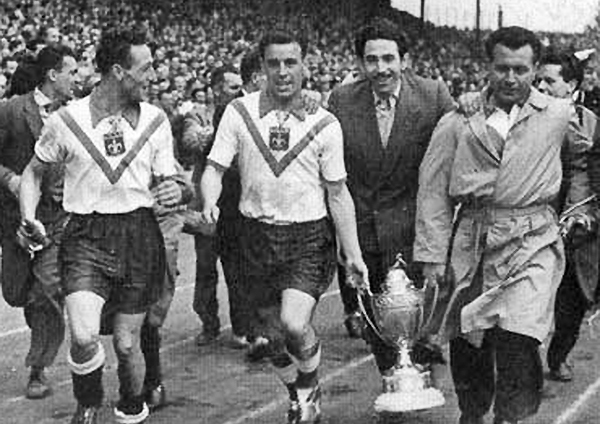 Con un plantel renovado, Lille, sufriendo en el camino, se volvió a coronar a campeón a inicios de los cincuenta (Foto: losc.fr)