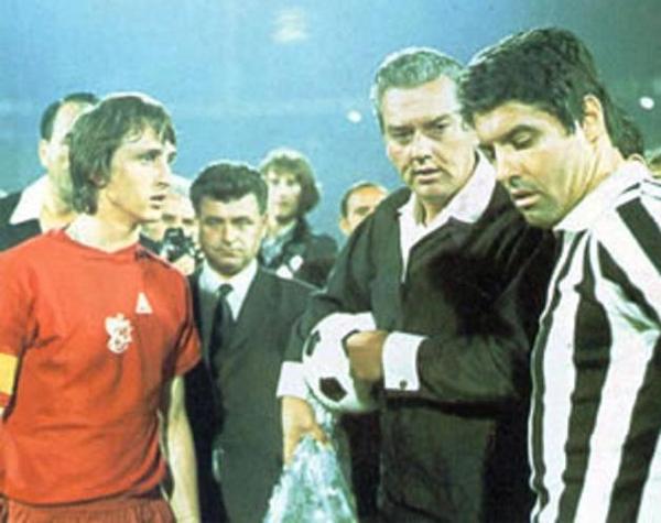 El poderoso Ajax de Johan Cruyff se cruzó en el camino de la Juventus (Foto: ilpalloneracconta.pe)