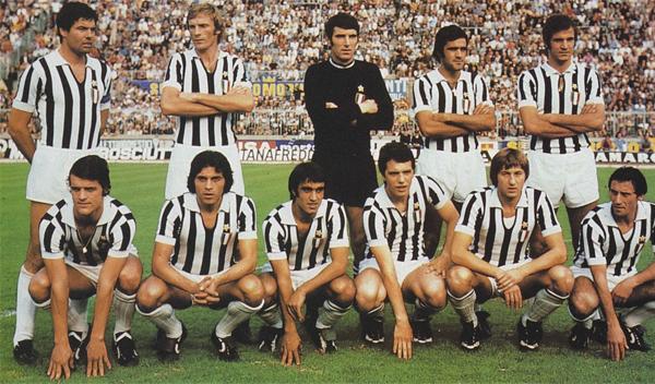 El equipo campeón de la temporada 1972/73 del Calcio (Foto: juventus.com)