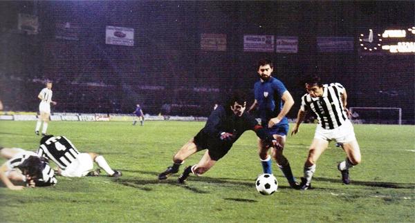 Un marcador ajustado en la final con Athletic Club no le impidió a la Juventus celebrar el título de la Copa UEFA (Foto: storiedicalcio.com)