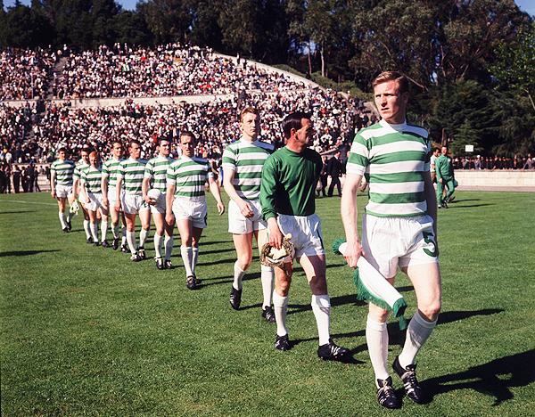 El Celtic no era favorito en Europa. Sin embargo, esa temporada 1967-67 fue histórica. (Foto: Getty Images)