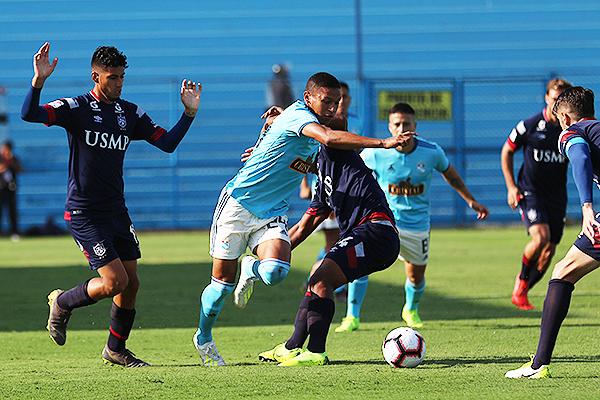 Fernando Pacheco fue parte de la última Sub-20. (Foto: Fabricio Escate / DeChalaca.com)