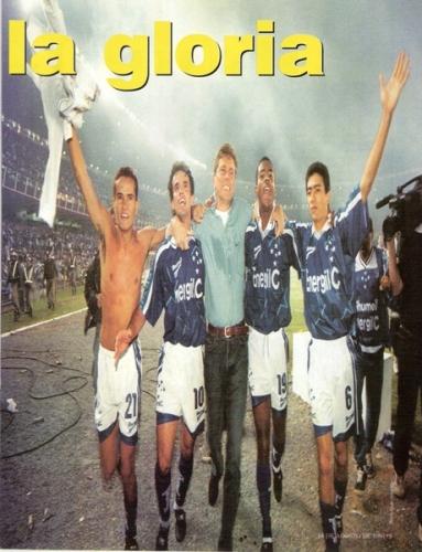 Palhinha y Autuori, quizá, no habrían tenido el cartel que les sirvió para llegar al Perú de haber perdido aquella final contra Cristal (Foto: revista Once)