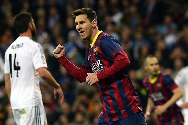 ¿Cuántas veces hubiera sido comparado Di Stéfano con Lionel Messi? (Foto: AFP)