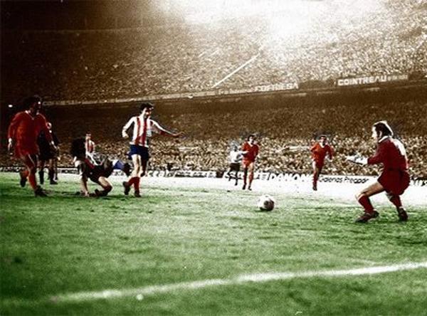Atlético de Madrid ganó la Intercontinental 1975 ante Independiente tras perder 1-0 en Avellaneda y ganar 2-0 en el Vicente Calderón. (Foto: colchonero.com)