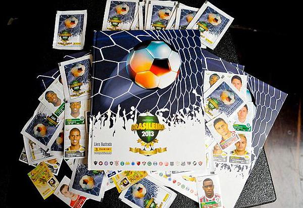 El fútbol brasileño se expandió más con la venta del álbum del torneo (Foto: Panini)