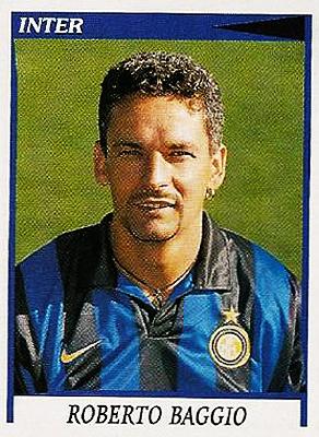 Inter - álbum Panini Calciatori 1998/99