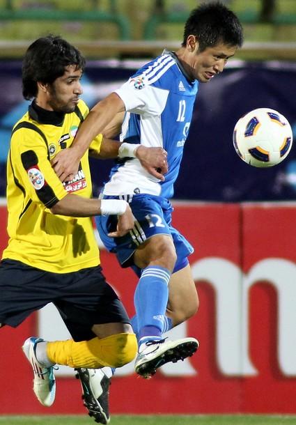 El surcoreano terminó su carrera en la liga saudí. Como fue costumbre durante su carrera, terminó yéndose bicampeón del fútbol de aquel país (Foto: AFP).