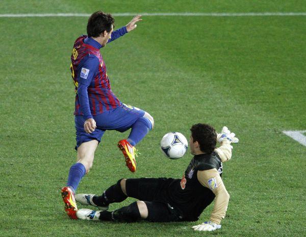 El argentino fue uno de los mejores en la final del Mundial de Clubes (Foto: Reuters).
