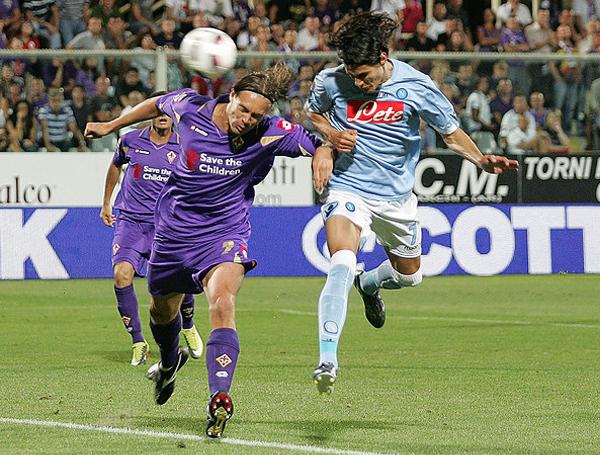 Edinson Cavani es una pieza vital en el ataque del Nápoli que depende mucho de sus goles para sacar resultados (Foto: AFP)