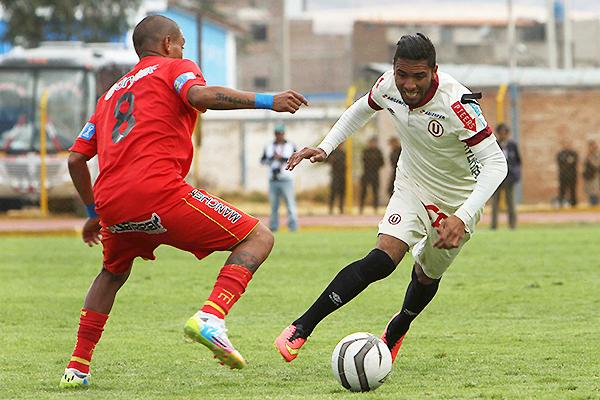 Gómez ha tenido bajón en su desempeño. Sin embargo, busca recuperar su nivel (Foto: Diario Primicia de Huancayo)