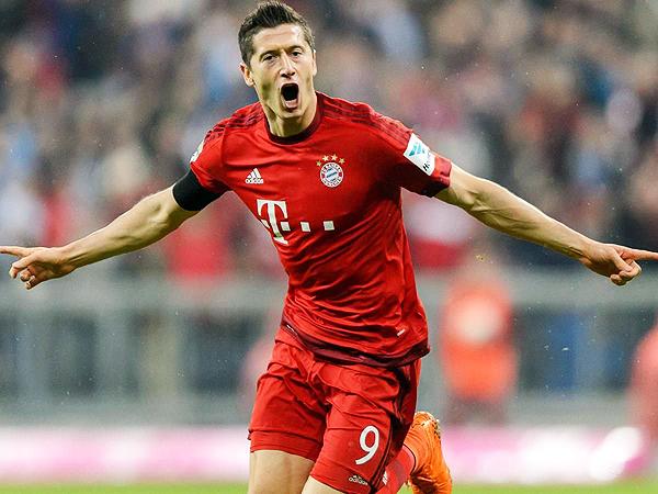 ¿Qué le falta ganar a Robert Lewandoswki con el Bayern? (Foto: AFP)