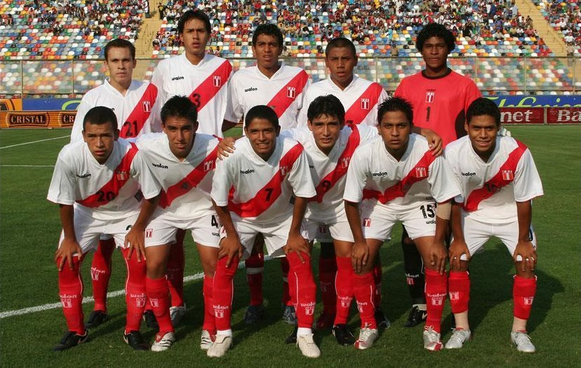 Éder Hermoza fue el arquero titular de la Sub-17 que disputó el primer Mundial de su categoría. (Foto: peru.com)