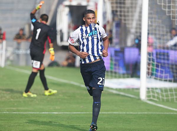 Quevedo se convierte en un jugador clave en Alianza Lima. (Foto: Andina)