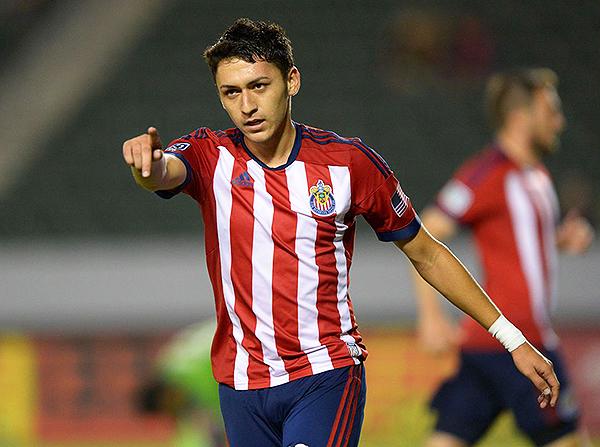 Marky Delgado estuvo en Chivas USA hasta que el club se desafilió de la MLS. (Foto: US Today)