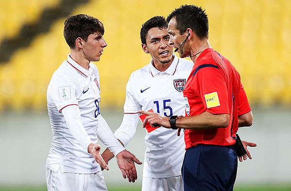 Marky Delgado pasó por la distintas categorías de la selección de Estados Unidos. (Foto: Getty Images)