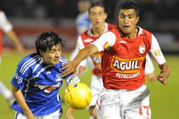 El Millonarios - Santa Fe es el clásico más tradicional de Colombia, aunque otros le disputen atención mediática (Foto: elespectador.com)