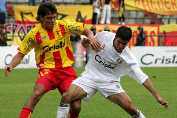 Once Caldas frente al Pereira, su comparsa en la fecha de clásicos (Foto: elespectador.com)