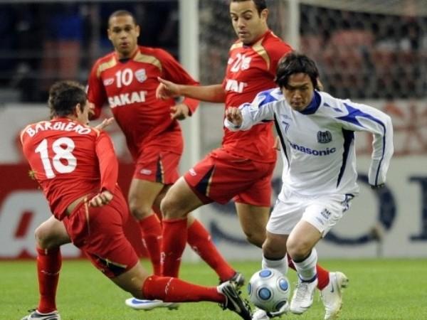 En el último partido de la Champions League asiática, Adelaide United no pudo con Gamba Osaka y se resignó con el vicecampeonato (Foto: fifa.com)