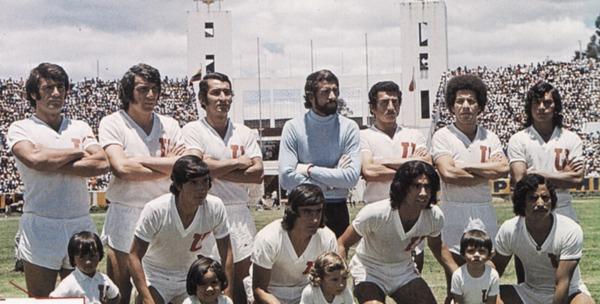 El caso más increíble de todos: LDU campeonó en la Serie B ecuatoriana en 1974 y, ese mismo año, en la Serie A, repitió el plato (Foto: clubldu.ning.com)