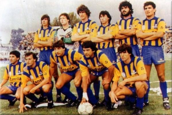 Con el 'Negro' Palma como abanderado, Rosario Central dejó atrás a su página negra, obtuvo el título de la Primera en 1985 y, con la misma, el campeonato en la máxima categoría, en la temporada 1986/1987 (Foto: foros.3dgames.com.ar)